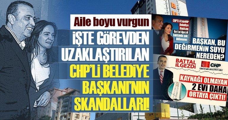 Son dakika: CHP'li Ataşehir Belediyesi'nde milyarlık vurgun!