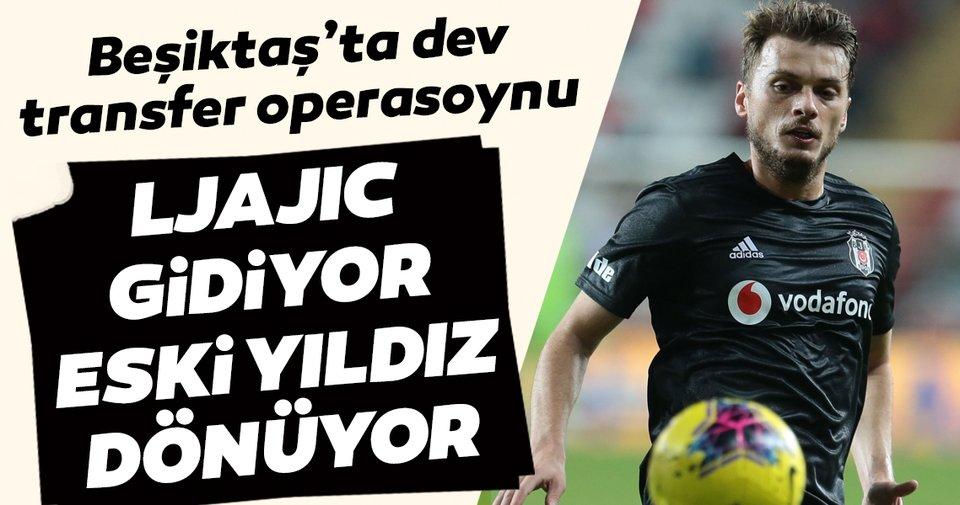 Beşiktaş'ta dev transfer operasyonu! Adem Ljajic gidiyor Talisca geliyor