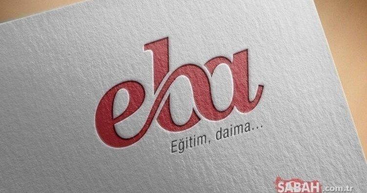 EBA ders saatleri: EBA TV yayın akışı; ilkokul, ortaokul ve lise haftalık ders programı 23 Kasım