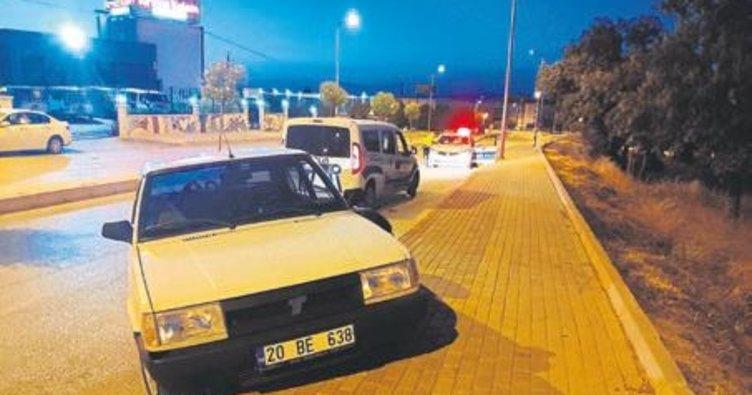Drift yapan alkollü sürücüye para cezası