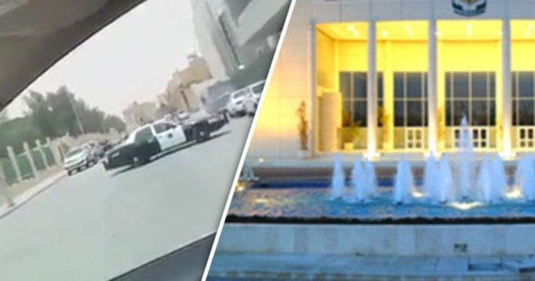 Son dakika: Suudi Arabistan'da okula ateş açıldı!