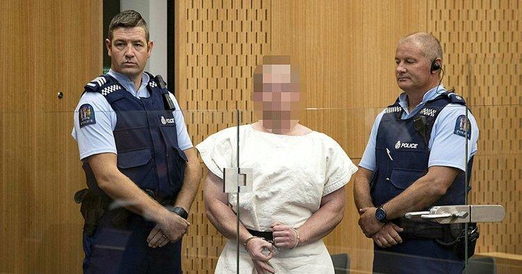 Yeni Zelanda'da cami katliamcısı hakkında flaş gelişme!