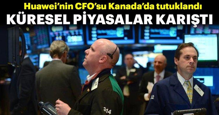 Küresel piyasalar negatif seyrini sürdürüyor!