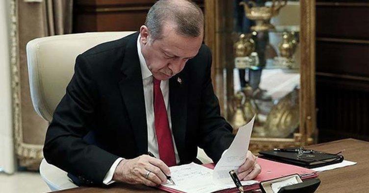 Cumhurbaşkanı Recep Tayyip Erdoğan, 10 kanunu onayladı