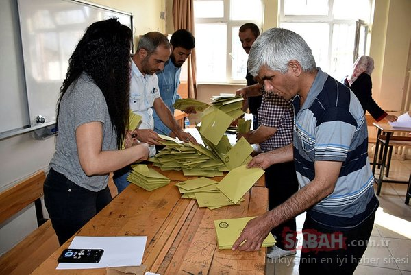 Seçim sonrası yurt genelinden kareler