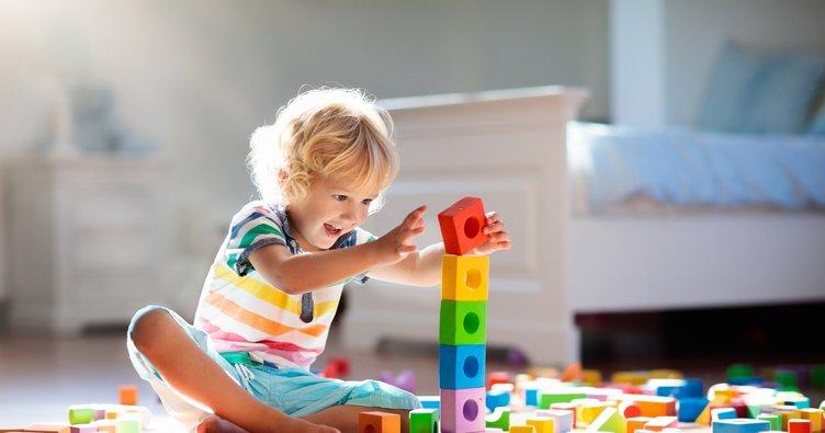 Çocuklarda oyuncak seçimine dikkat!