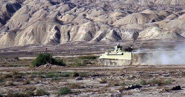 Son dakika haberi:Ateşkesi ihlal eden Ermenistan'dan alçak saldırı! Azerbaycan ordusu önledi