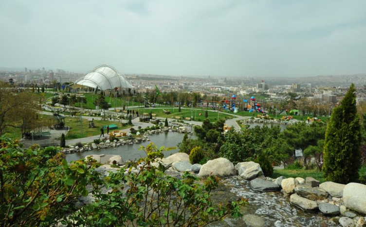 Ankara 50.Yıl Parkı