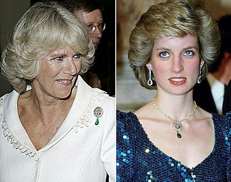 Prenses Diana'nın hayatını kabusa çevirmişti! Kate Middleton ve Prens William'ı da...