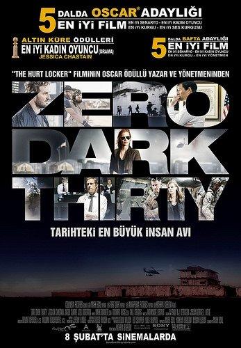 Zero Dark Thirty filminden kareler