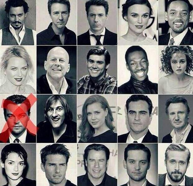 Oscar'a hasret oyuncular