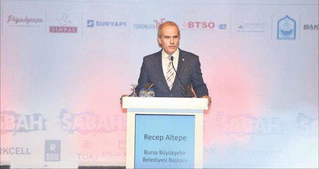 Başkan Altepe'den 'emsal artış' müjdesi