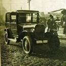 İlk otomobil görüldü