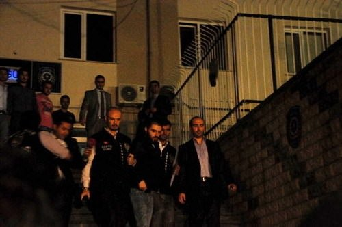 Cem Garipoğlu yakalandı