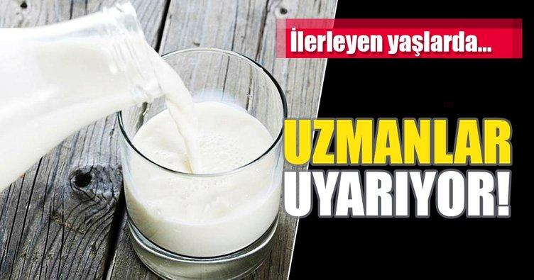 Ulusal Süt Konseyi'nden süt tüketimi için milli çağrı