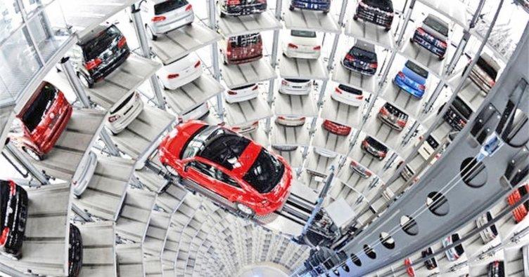 Otomotiv üretimi ilk 10 ayda yüzde 17 arttı