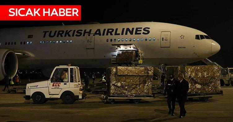 SON DAKİKA | Beklenen aşılar Türkiye'de