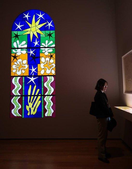 Matisse sergisi,New York'ta
