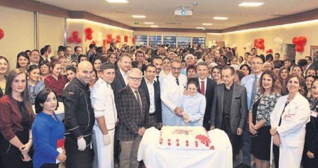 Medical Park İzmir'de 5'inci yaş coşkusu