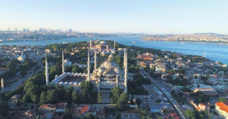 Sultanahmet'te şehitlere 100 bin hatim