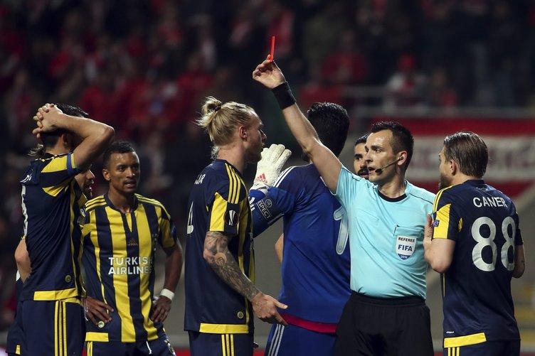 Sosyal medyada Fenerbahçe - Braga maçı