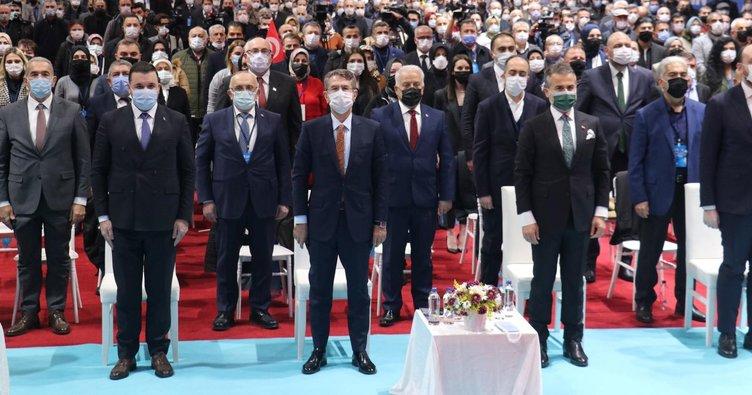 AK Parti Yalova'da mevcut başkan güven tazeledi