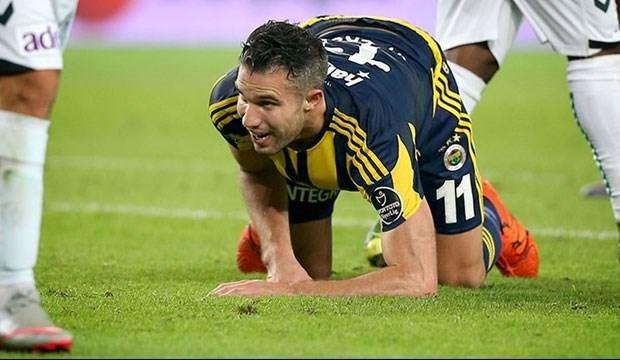 Ibrahimovic'in yerine Van Persie!