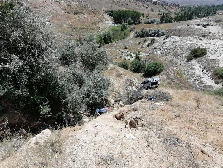 Nevşehir'de kahreden kaza: 1'i bebek 2 ölü!