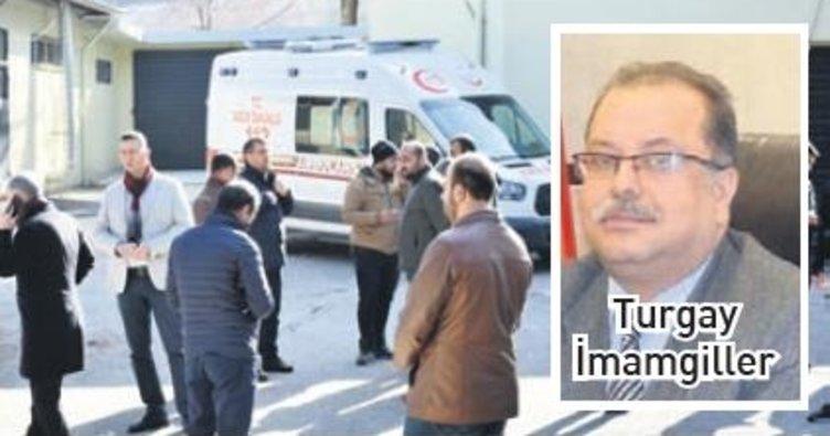 Cerablus'ta görevli Vali Yardımcısı ölü bulundu