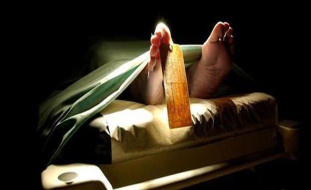 İnsan ölürken bakın neler oluyor!