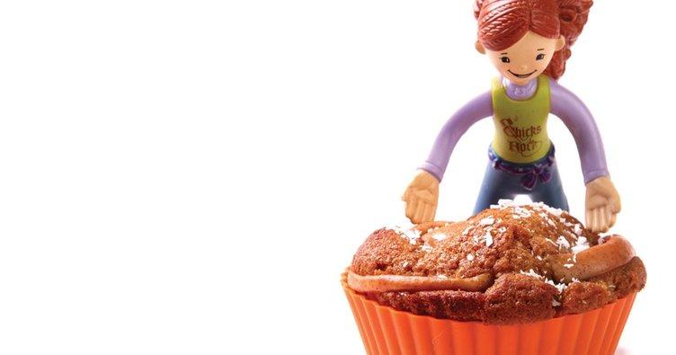 Doğal ve leziz ev kekleri