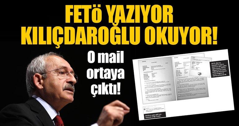 FETÖ yazıyor Kılıçdaroğlu okuyor!