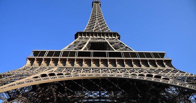 Fransa'da yarın Eiffel Kulesi ve Louvre Müzesi kapalı olacak
