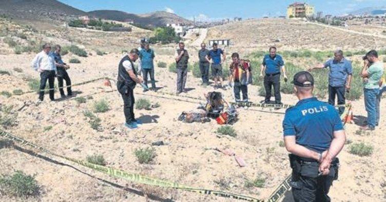 Kadın sığınma evi yakınlarında ölü bulundu