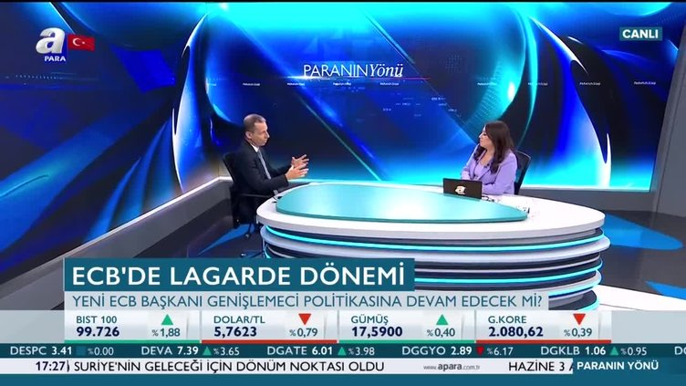 Paranın Yönü | 23.10.2019