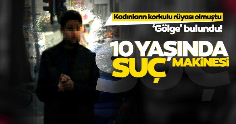 Son dakika haberi: İstanbul'daki suç makinesi 10 yaşındaki 'gölge' çıktı! Kurbanlarını kadınlardan seçiyordu