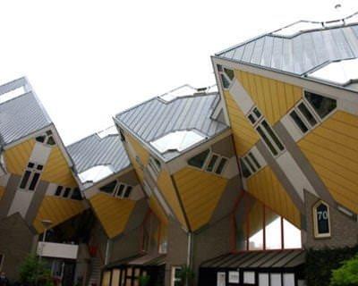 En tuhaf 40 ev tasarımı