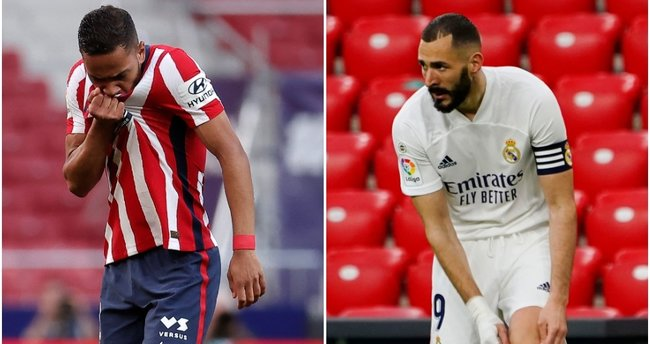 İspanya La Liga'da şampiyon Atletico Madrid!