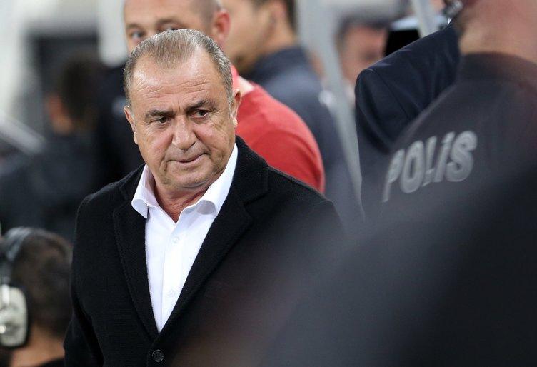 Galatasaray'da flaş gelişme! Fatih Terim iki oyuncuya kulübeyi gösterdi