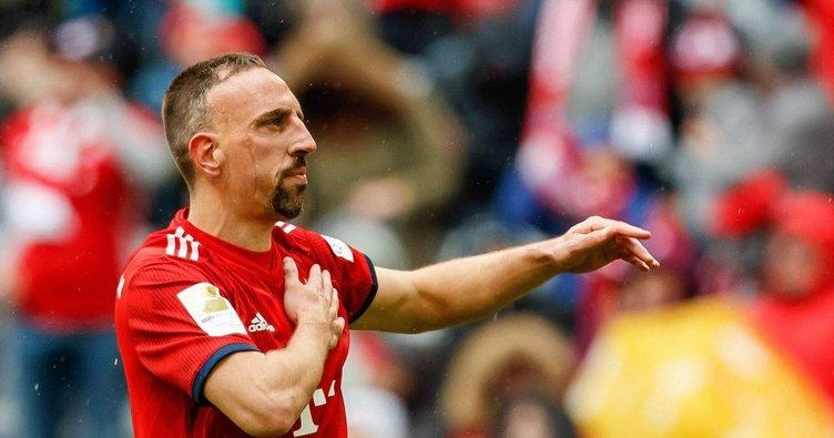Ribery'nin gönlünde ASLAN var!