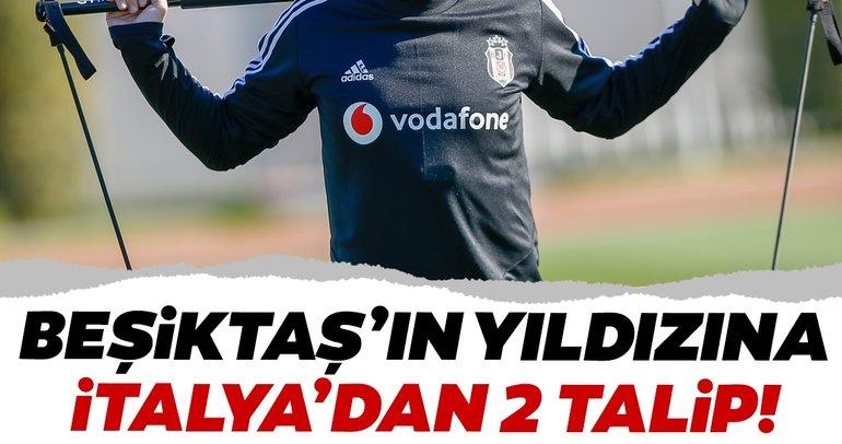 Beşiktaş'ın Sırp yıldızı Adem Ljajic'e İtalya'dan 2 talip!