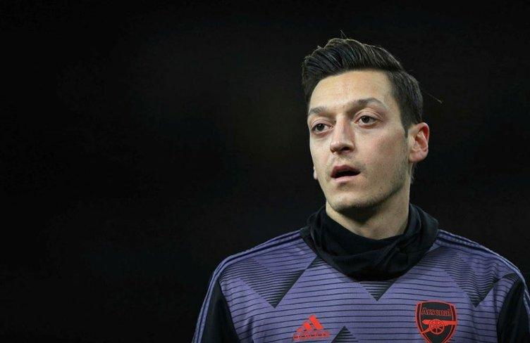 Fenerbahçe'de son dakika Mesut Özil gelişmesi! 70 milyon TL'yi alırsa Fenerbahçe'ye transfer olacak...