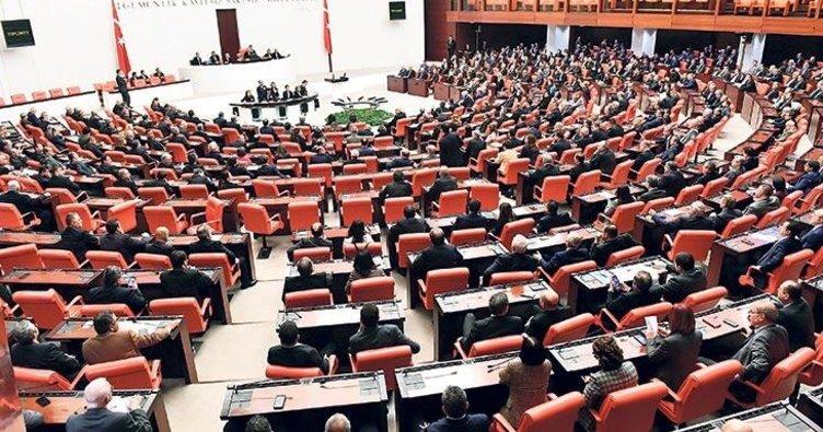 Askeri alanda düzenlemeler içeren kanun teklifi komisyonda