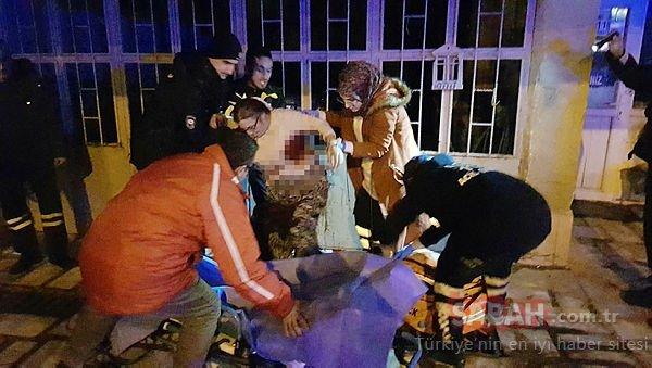 Son dakika haberi: Manisa'da korkunç olay! Sokak ortasında annesine dehşeti yaşattı…