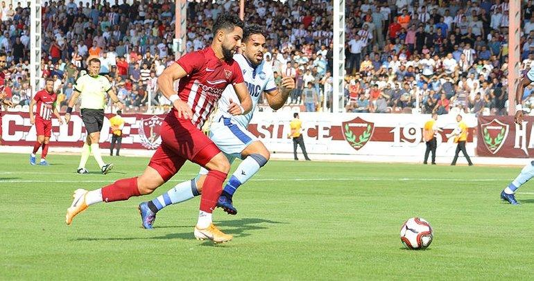 Maç Sonucu   Hatayspor 2-1 Adana Demirspor