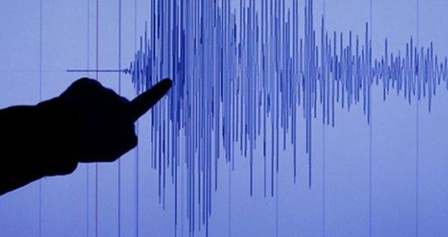 Girit açıklarında 4,5 büyüklüğünde deprem