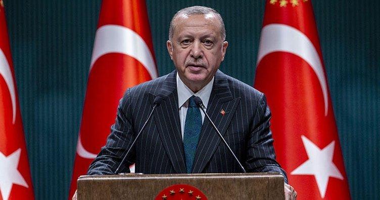 Son Dakika Haberi! Başkan Erdoğan: Kafe, kıraathane, lokal, çay bahçesi, spor salonu faaliyetlerine ara verecek