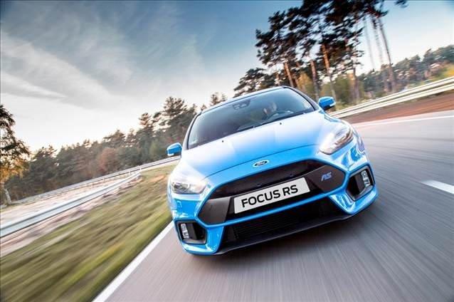 En güçlü Ford Focus artık Türkiye'de