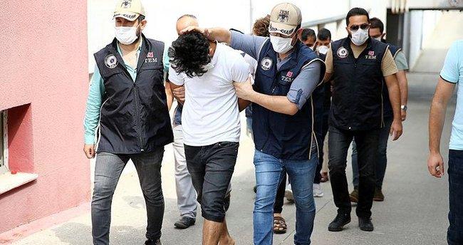 DEAŞ'ın uyuyan hücresine yönelik operasyonda 5 tutuklama - Son Dakika  Haberler
