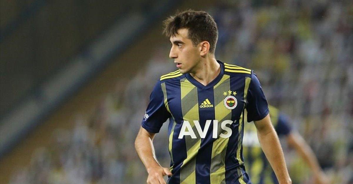 Son Dakika: Fenerbahçe'Nin Genç Futbolcusu Ömer Faruk Beyaz Bundesliga Ekibi Stuttgart'Da! - Son Dakika Spor Haberleri